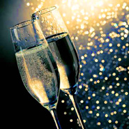 Coffrets de Bulles et de Champagne