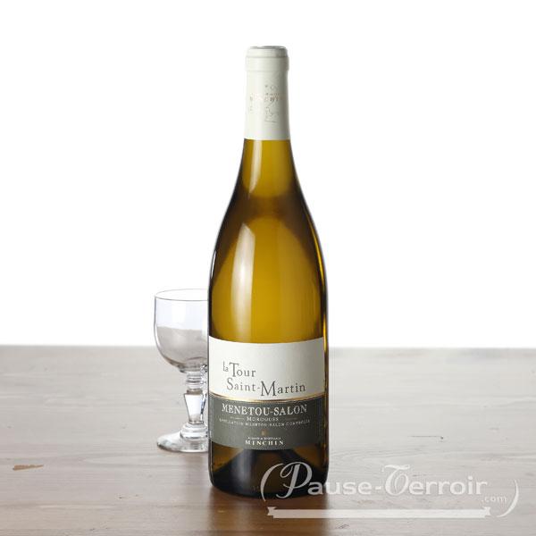 Menetou salon blanc morogues 2012 bouteille 75cl for Vin menetou salon blanc