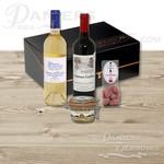 Coffret gourmand  Vins de Bordeaux