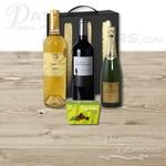 Coffret dégustation  Grands Vins de France