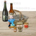 Panier dégustation d'Eure-et-Loir