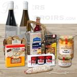 Panier dégustation  Produits de Savoie